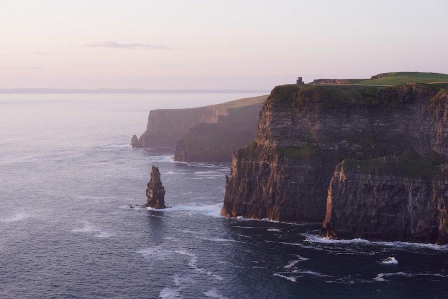 Irlanda Cliffs of Moher